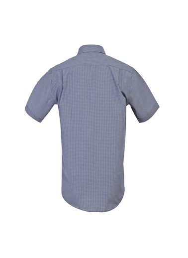 Kiğılı Klasik Gömlek Lacivert